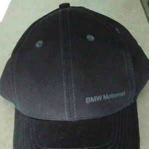 BMW motorcycle cap.